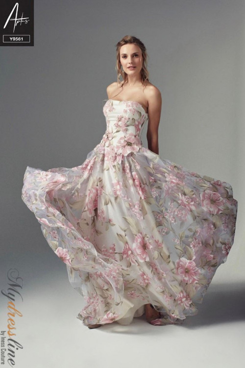 Beautiful Long Gown Dress Most Attractive any Party and Homecoming