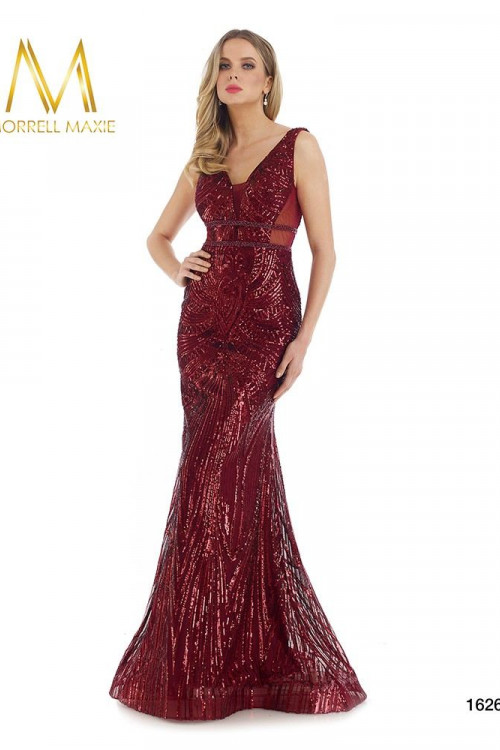 Classic Stylish Looking Wide Guest Party Dresses Online