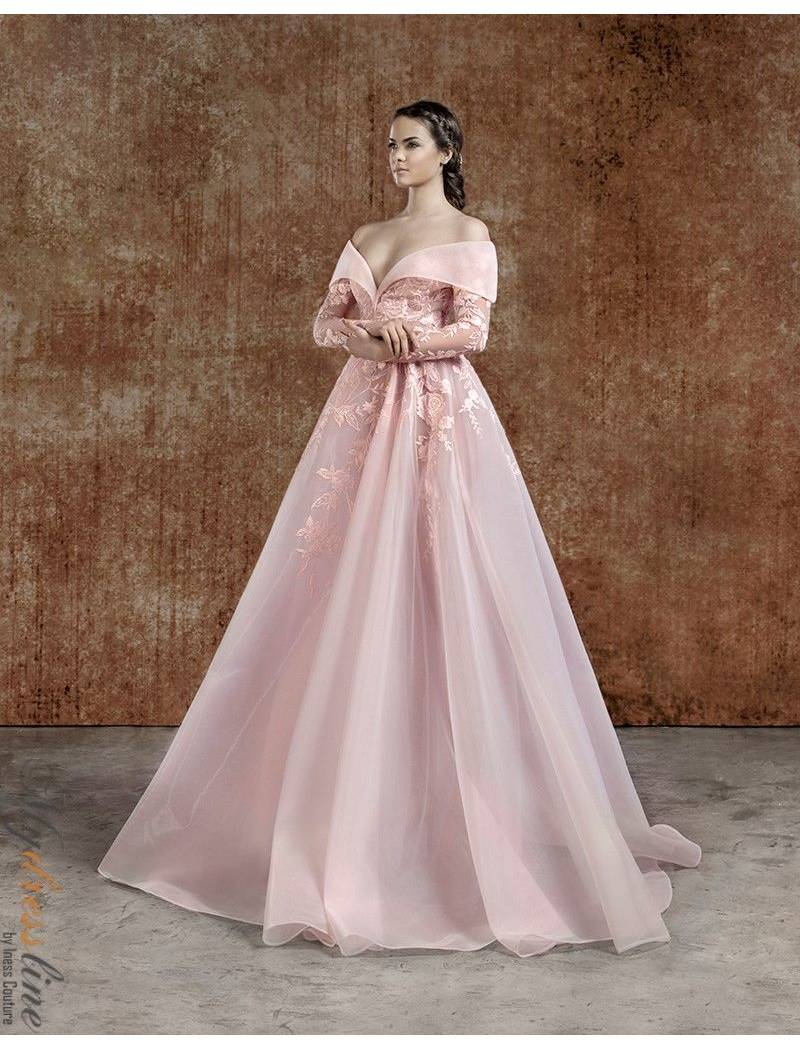 Evening Party Designer Dresses Color and Style