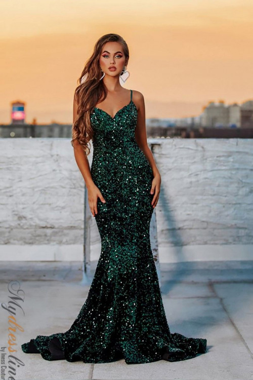 Full of Color New Season Women Look Party Dresses Online