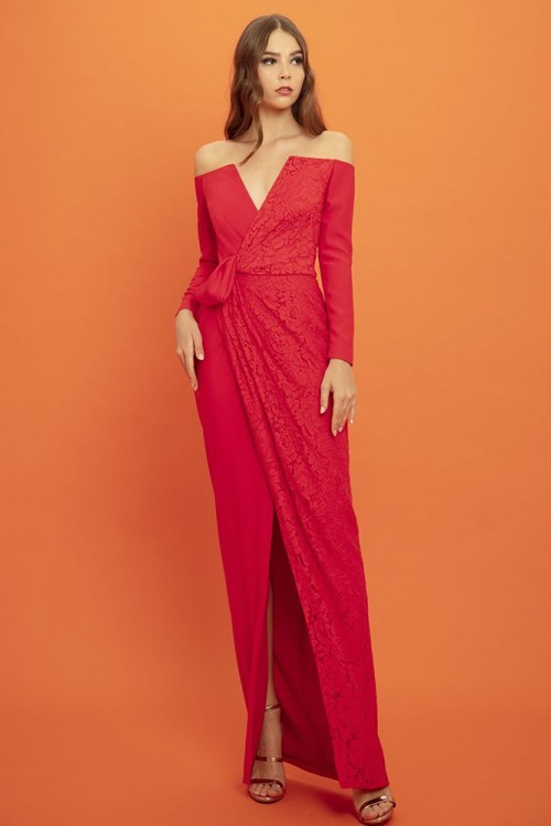 Gift for Friend Long and Short Ultimate Fashion Dresses Online