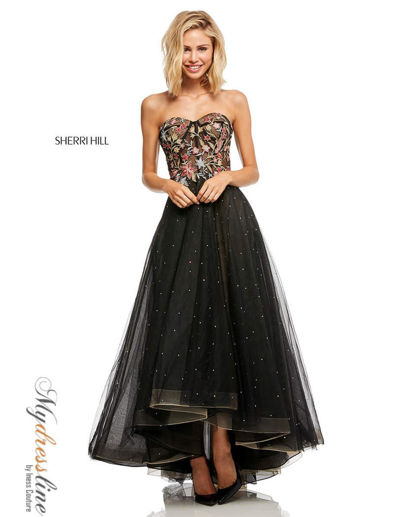 Glorious Look Latest Long and Short Size Evening Dresses