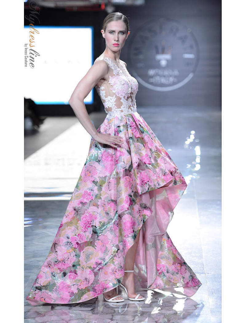 Designer Long and Short Cool Party Lady Dresses Collection