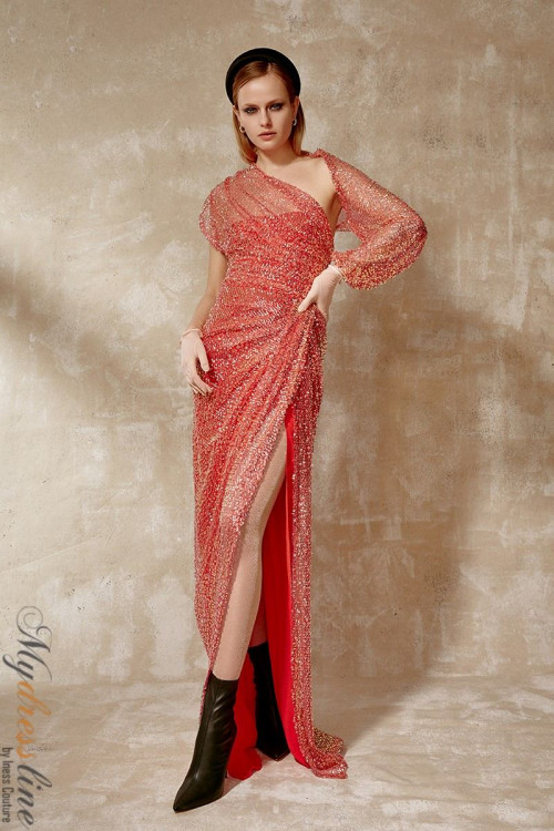 Modern Girl Styles Cocktail Party Latest Dresses Collection Online