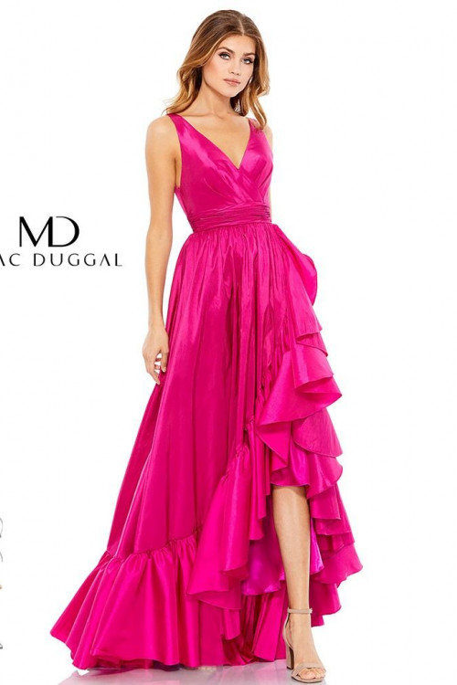 Mother of Bride Mix Color Outfit and Party Dresses Online