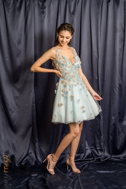Prom Party Graceful Style Long and Short Designer Dress Online