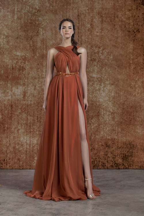 Personal Vacation Evening Party Dresses for Women