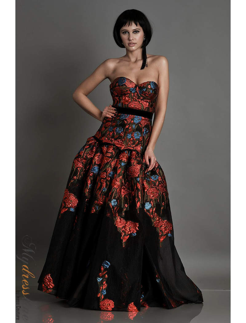 Street Style Outfit and Holiday Party Formal Designer Dresses Collection
