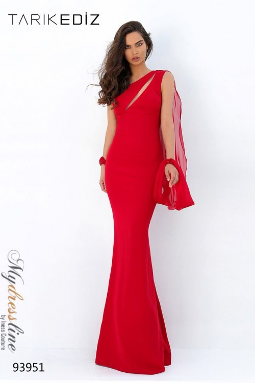 Evening and Wedding Summer Party Latest Designer Dress for Guest