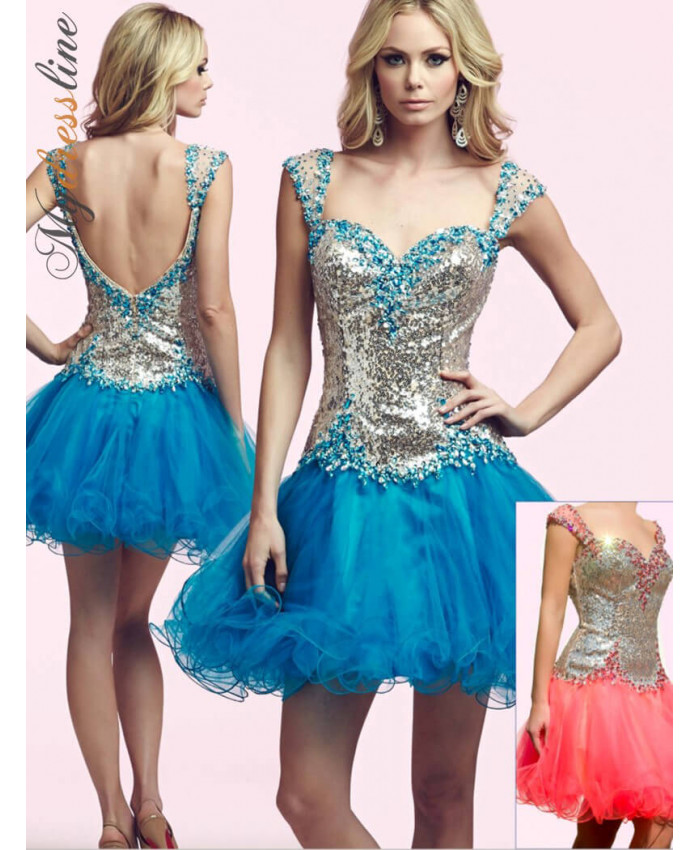 Mac Duggal 82095N - New Arrivals