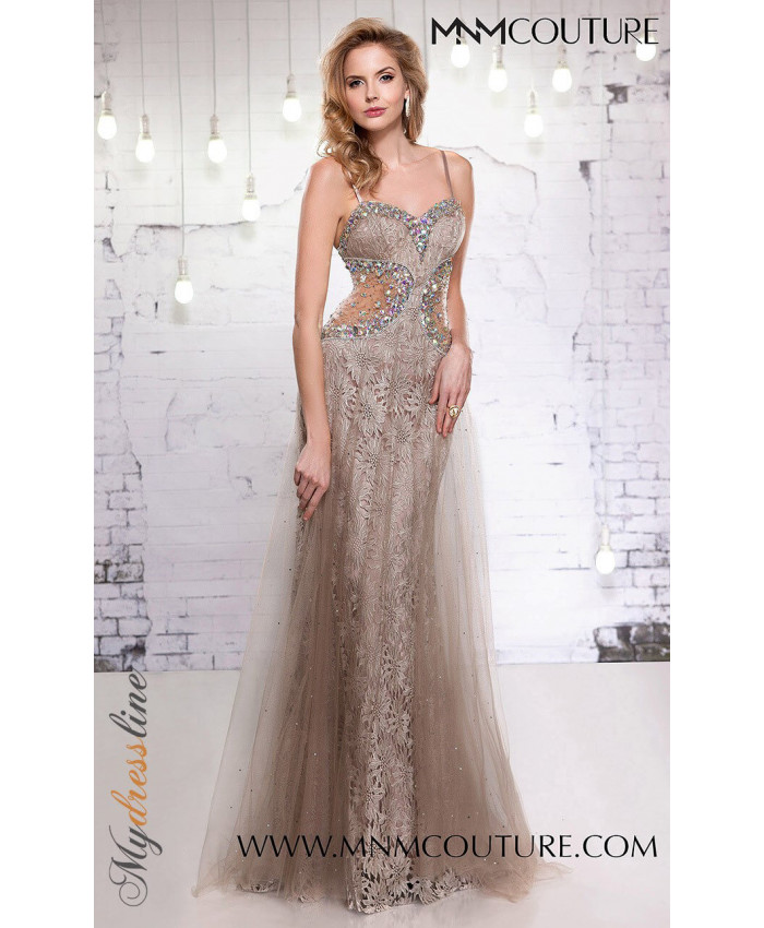 MNM Couture 8688 - MNM Couture Long Dresses