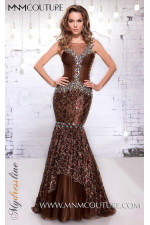 MNM Couture 9116 - MNM Couture Long Dresses