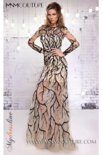 MNM Couture 9556 - MNM Couture Long Dresses