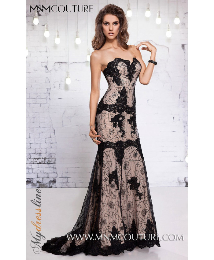 MNM Couture 9584 - MNM Couture Long Dresses