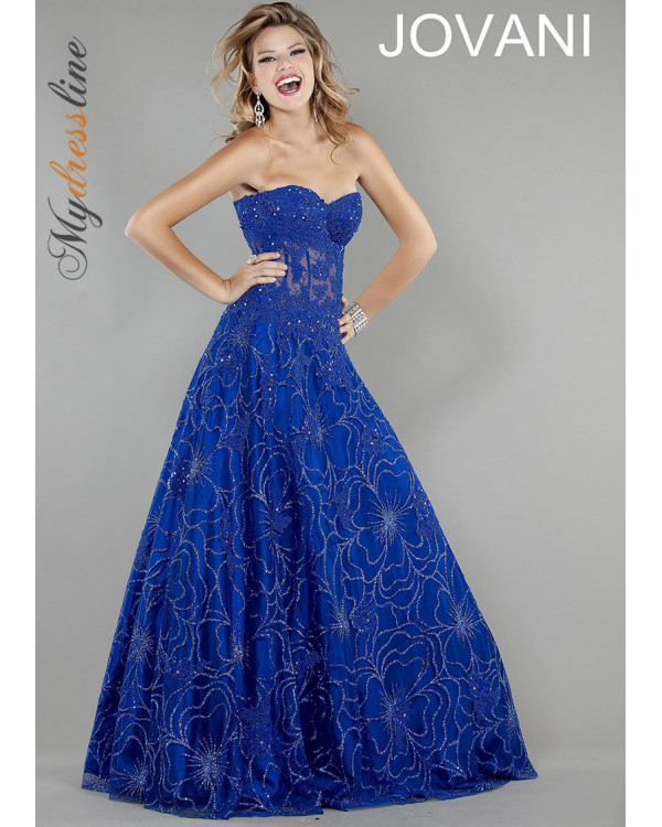 Jovani 14913 - Jovani Long Dresses