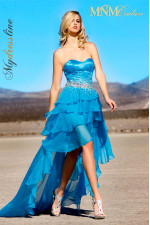 MNM Couture 7017 - MNM Couture Long Dresses