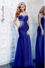 MNM Couture 7760 - MNM Couture Long Dresses