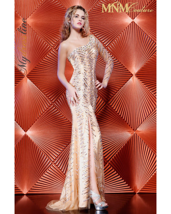 MNM Couture 8273 - MNM Couture Long Dresses