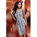 MNM Couture 8273S - MNM Couture Short Dresses