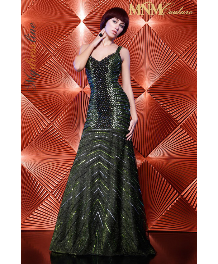 MNM Couture 8291 - MNM Couture Long Dresses