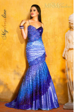 MNM Couture KH068 - MNM Couture Long Dresses