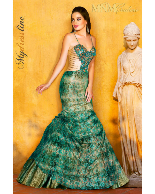 MNM Couture KH073 - MNM Couture Long Dresses