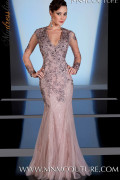 MNM Couture 0437B - MNM Couture Long Dresses