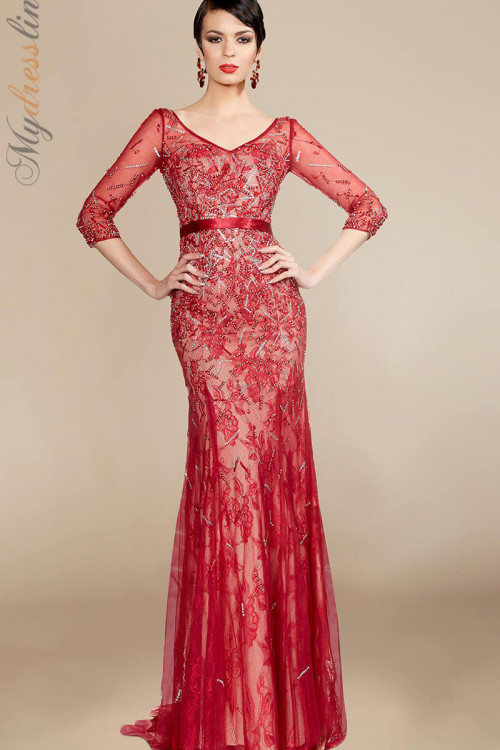 MNM Couture 0767 - MNM Couture Long Dresses