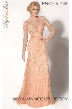 MNM Couture 10836 - MNM Couture Long Dresses