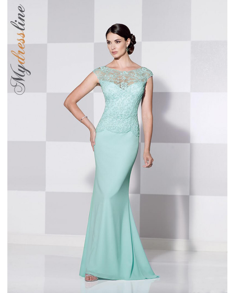 peach or mint green mother of the bride dresses