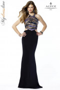 Alyce 1172 - Alyce Paris Long Dresses