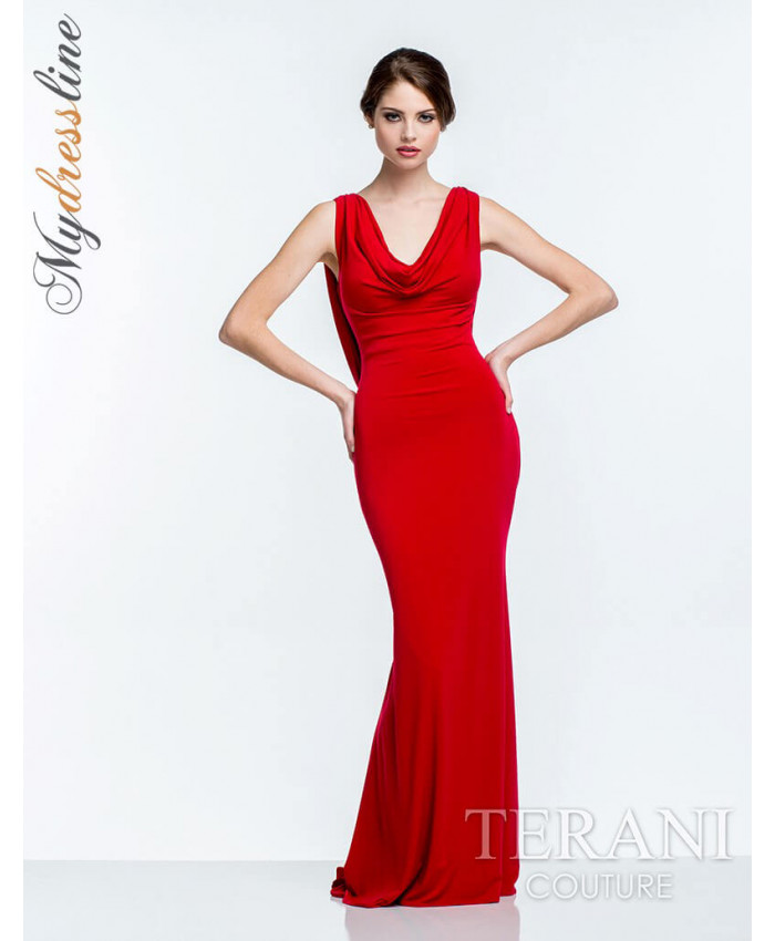 Terani Couture 151E0265 - New Arrivals