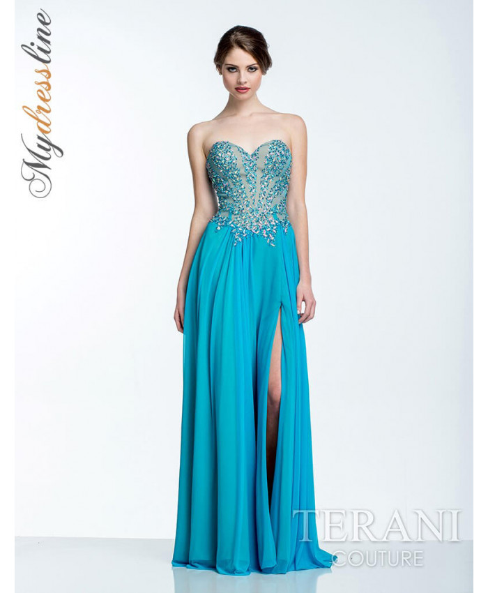 Terani Couture 151P0037 - New Arrivals