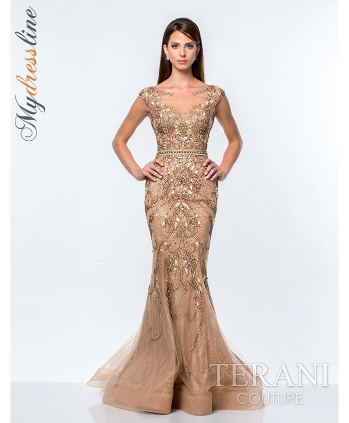 Terani Couture 151GL0425 - New Arrivals