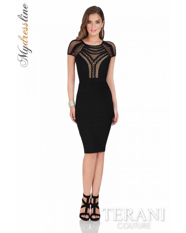Terani Couture 1611C0005 - New Arrivals