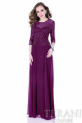 Terani Couture 1623M1860 - New Arrivals