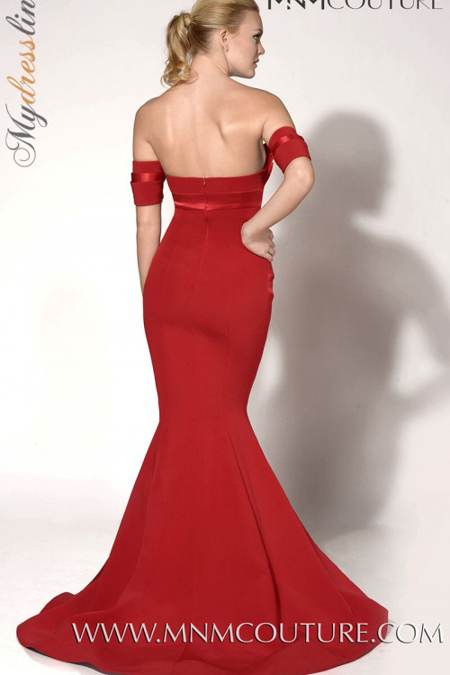 MNM Couture 2276 - MNM Couture Long Dresses