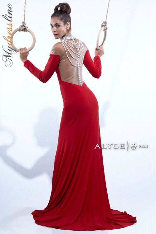 Alyce 2411 - Alyce Paris Long Dresses