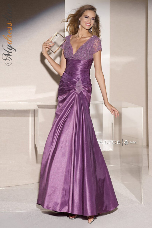 Alyce 29357 - Alyce Paris Long Dresses