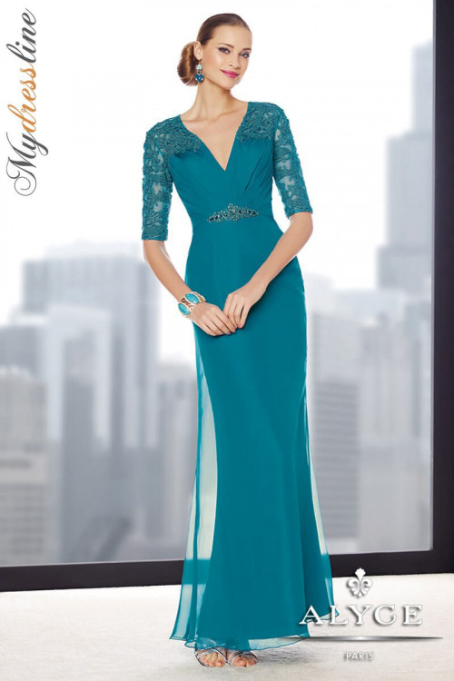 Alyce 29711 - Alyce Paris Long Dresses