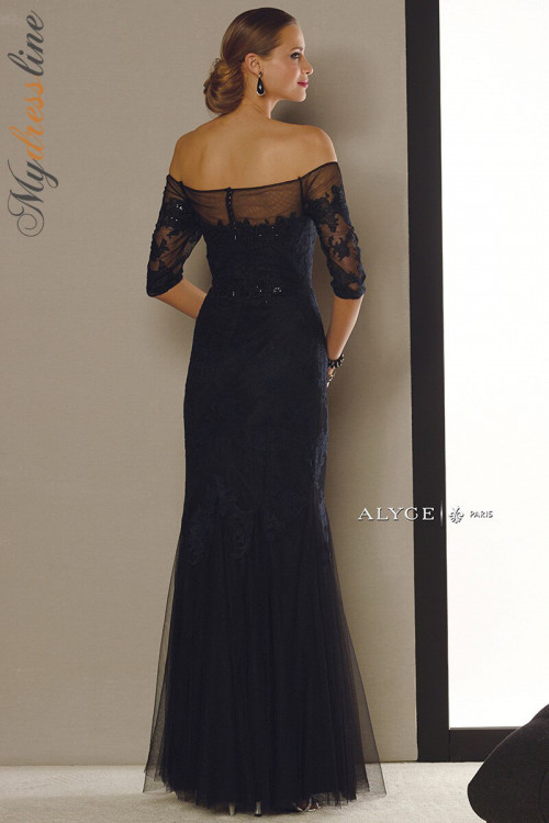 Alyce 29722 - Alyce Paris Long Dresses