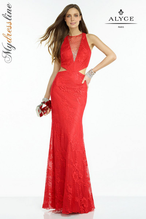 Alyce 35770 - Alyce Paris Long Dresses