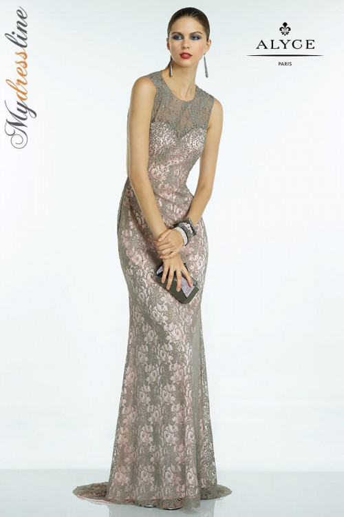 Alyce 35790 - Alyce Paris Long Dresses