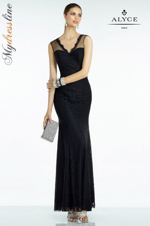 Alyce 35794 - Alyce Paris Long Dresses