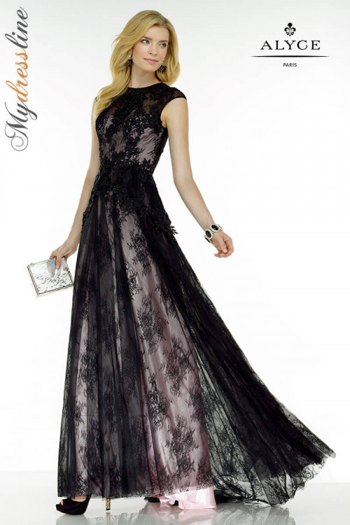 Alyce 5787 - Alyce Paris Long Dresses