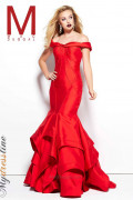 Mac Duggal 62295R - Mac Duggal Regular Size Dresses
