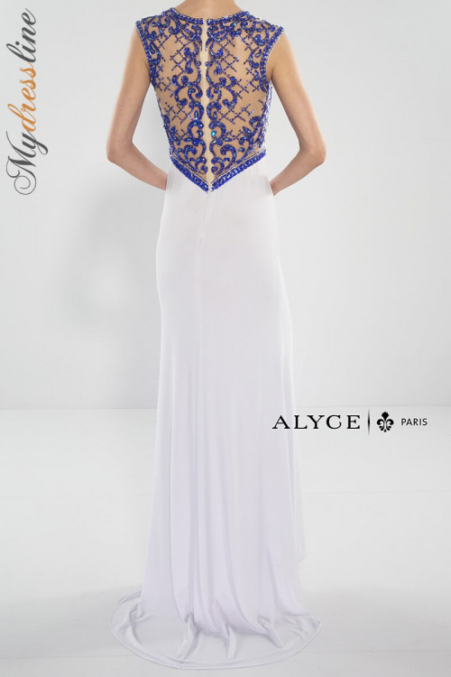 Alyce 6361 - Alyce Paris Long Dresses