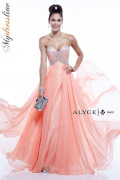 Alyce 6403 - Alyce Paris Long Dresses