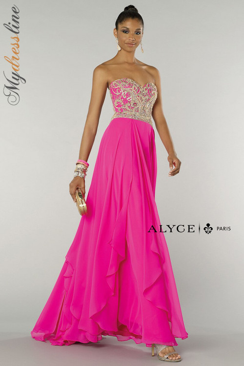 Alyce 6420 - Alyce Paris Long Dresses