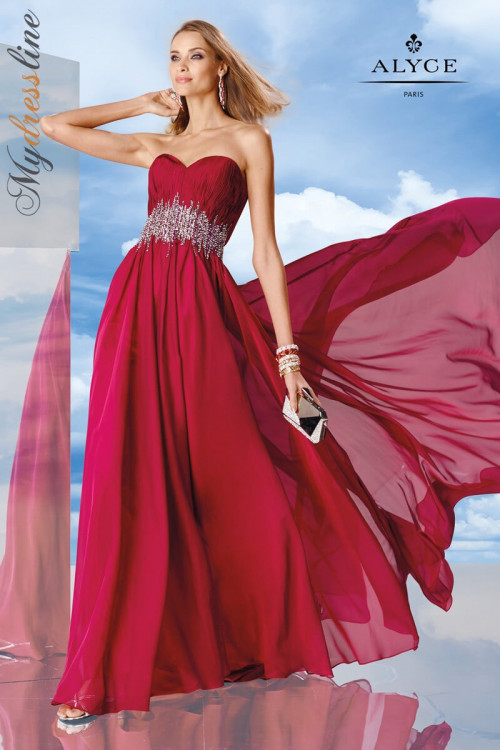 Alyce 6479 - Alyce Paris Long Dresses